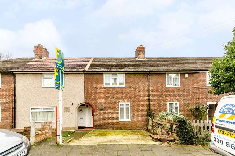 2 Bedrooms Terraced House for sale in Boyland Road, Bromley, BR1