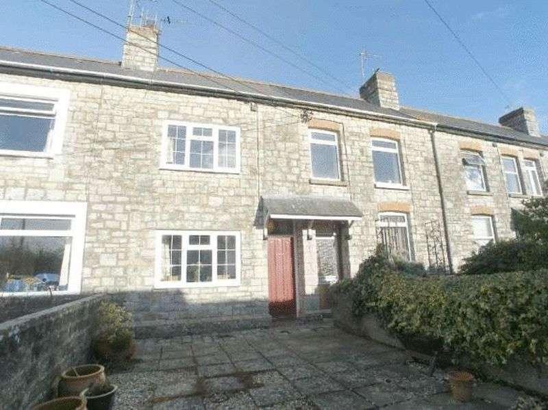 2 Bedrooms Terraced House for sale in West End Terrace, Llantwit Major