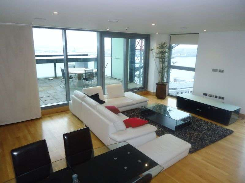 4 Bedrooms Flat for sale in Unity Building Rumford Place, Liverpool