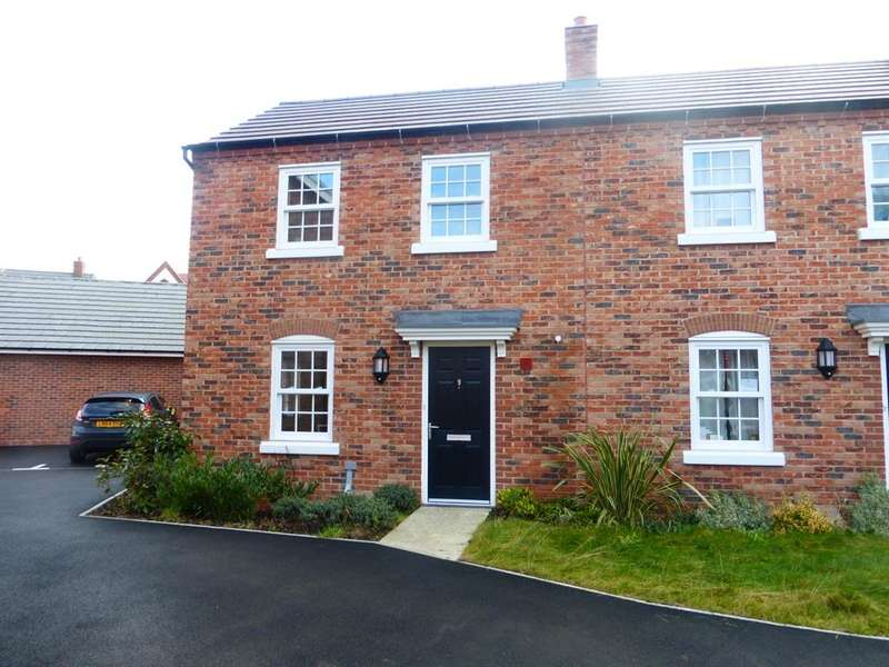 2 Bedrooms End Of Terrace House for sale in Baker Drive, Kempston, MK42