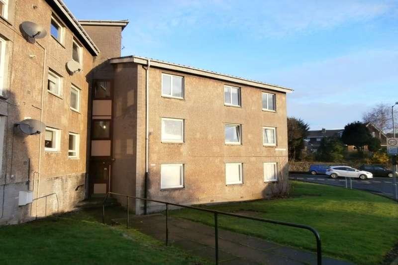 2 Bedrooms Flat for sale in Ward Avenue, Redding, Falkirk, FK2