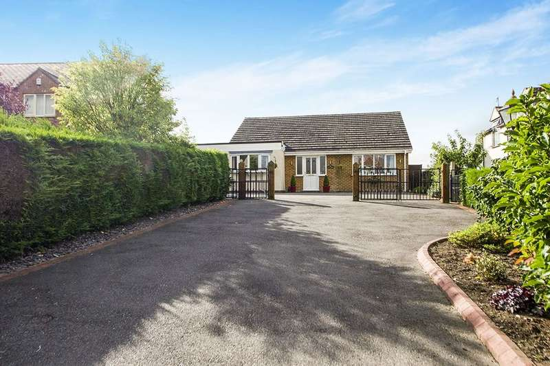 3 Bedrooms Detached Bungalow for sale in Belper Road, West Hallam, Ilkeston, DE7