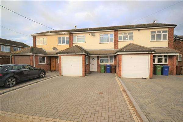 3 Bedrooms Terraced House for sale in Greyhound Lane, Orsett Heath