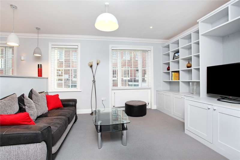 2 Bedrooms Flat for sale in West Street, Farnham, Surrey, GU9