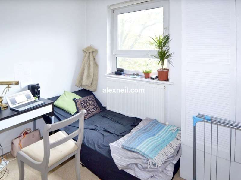 2 Bedrooms Flat for sale in Adams Gardens Estate, Rotherhithe SE16