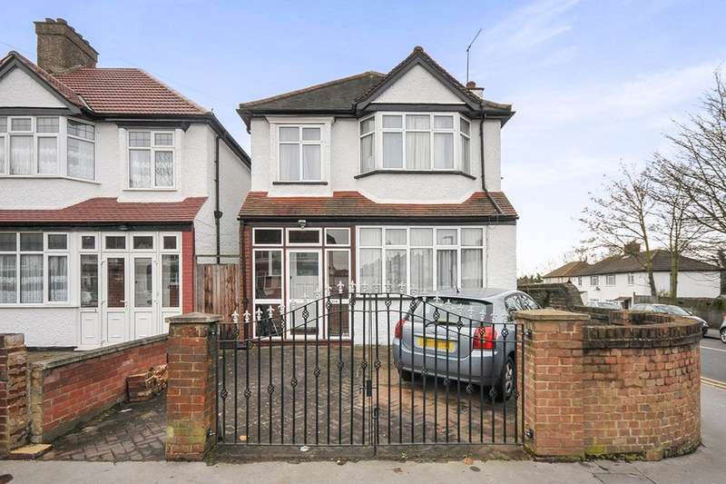3 Bedrooms Detached House for sale in Norbury Avenue, Thornton Heath, CR7