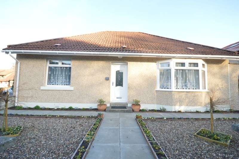 2 Bedrooms Detached Bungalow for sale in Main Street, Cardenden, Lochgelly, KY5