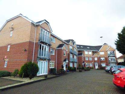 2 Bedrooms Flat for sale in Forbes House, Score Lane, Liverpool, Merseyside, L16