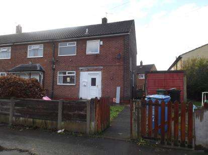 2 Bedrooms End Of Terrace House for sale in Laurel Walk, Partington, Manchester, Greater Manchester