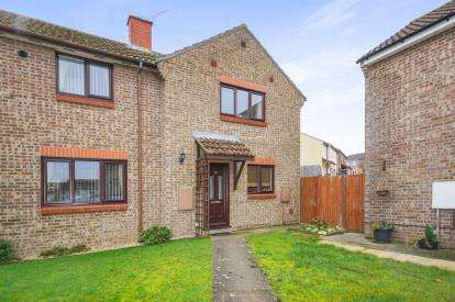 2 Bedrooms Semi Detached House for sale in May Evans Close, Cam, Dursley, Gloucestershire