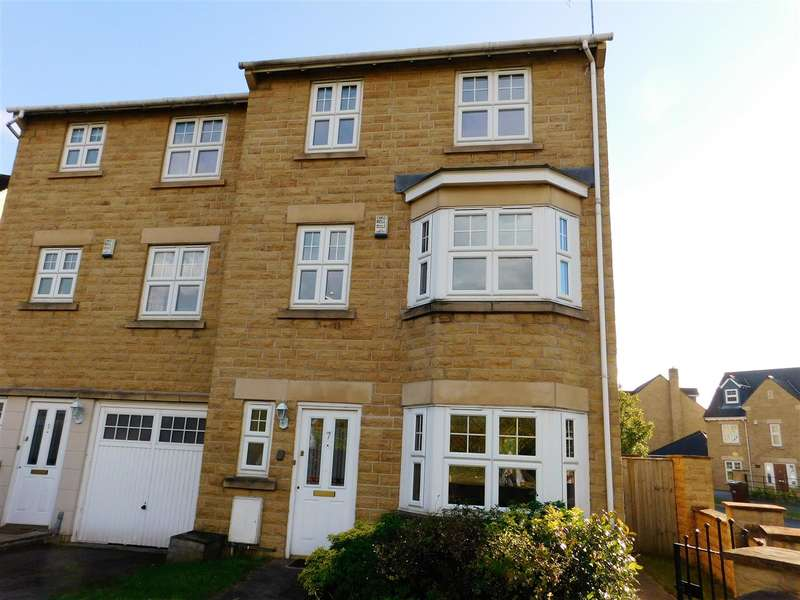 5 Bedrooms Town House for rent in The Grange, Woolley Edge, Barnsley