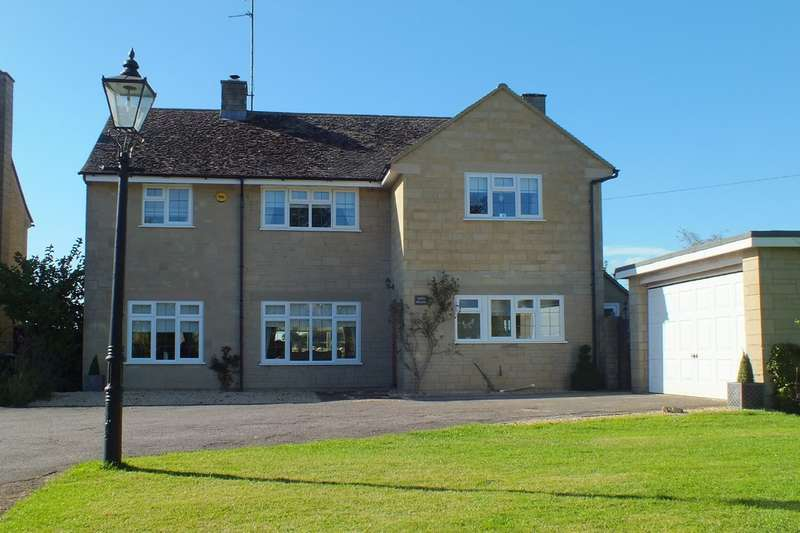 4 Bedrooms Detached House for sale in Dunfield
