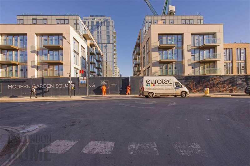 2 Bedrooms Property for sale in Bolander Grove South, Lillie Square, West Brompton, London, SW6