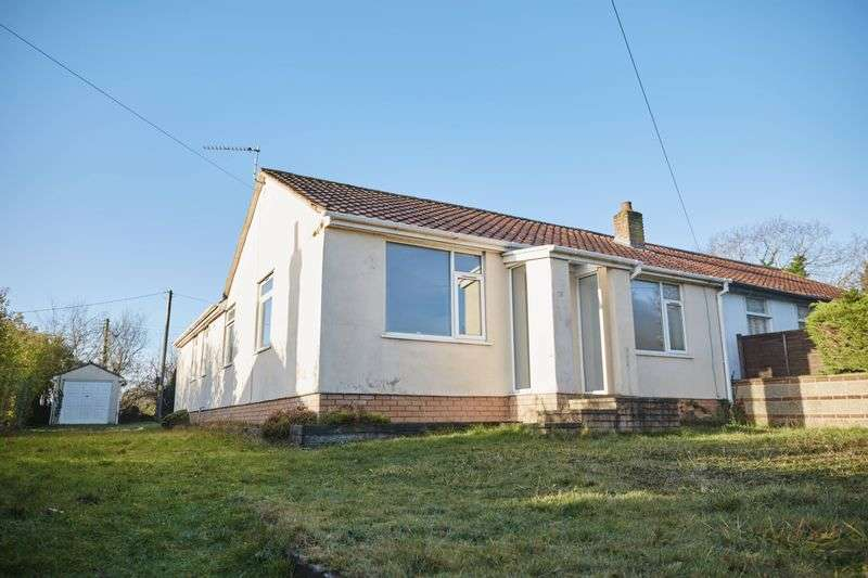 3 Bedrooms Semi Detached Bungalow for sale in Station Road, Drayton