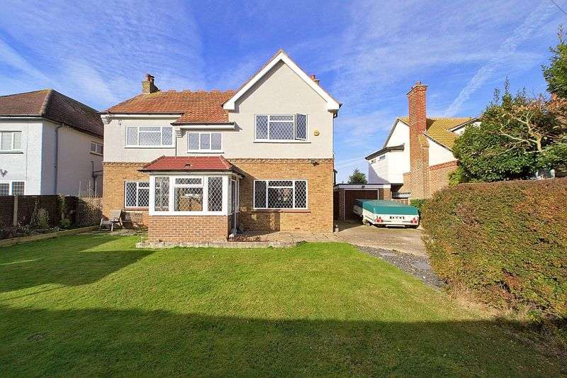 4 Bedrooms Detached House for sale in Parklands Avenue, Bognor Regis, PO21