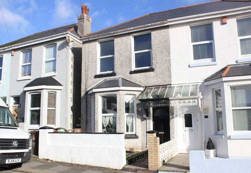 4 Bedrooms Semi Detached House for sale in Cedarcroft Road, Beacon Park, Plymouth