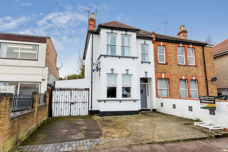 2 Bedrooms Flat for sale in Elm Road, Leigh-On-Sea