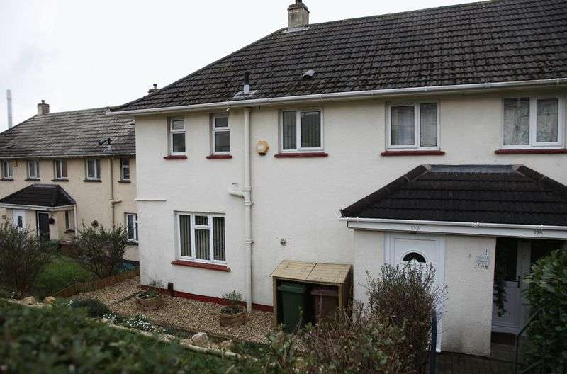 3 Bedrooms Semi Detached House for sale in Poole Park Road, Plymouth
