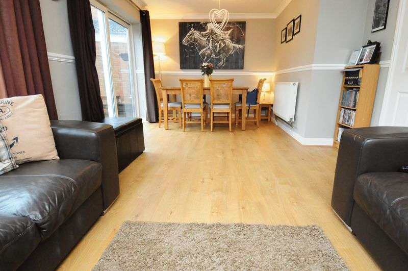 4 Bedrooms Semi Detached House for sale in Edgefield Road, Whitchurch, Bristol, BS14