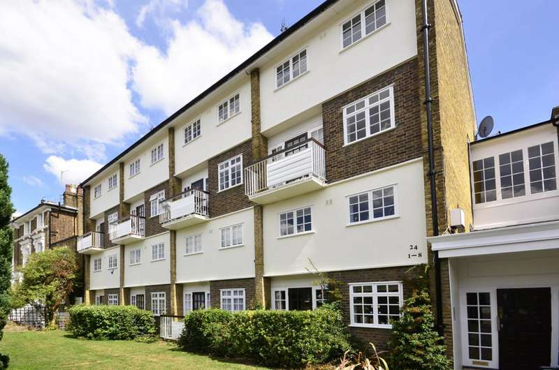 2 Bedrooms Flat for sale in Parkhill Road, Hampstead, NW3