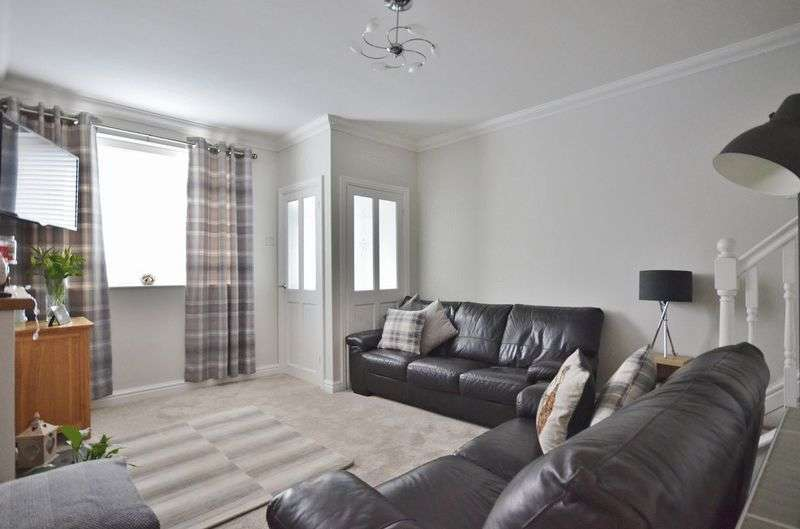 2 Bedrooms Terraced House for sale in George Terrace, Maryport