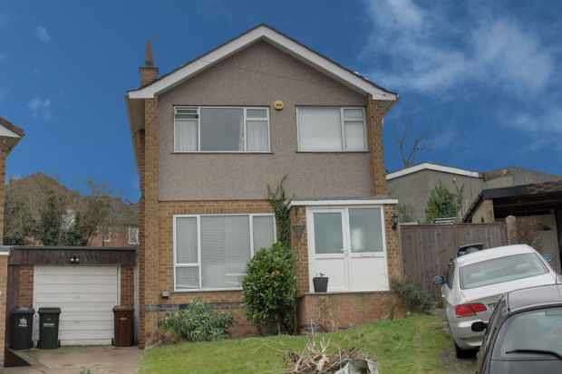 3 Bedrooms Detached House for sale in Southcliffe Road, Nottingham, Nottinghamshire, NG4 1ES