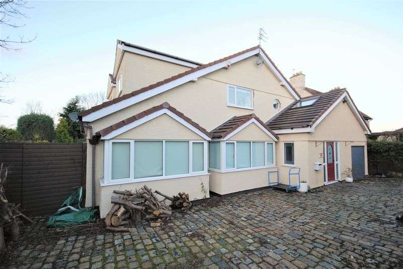 5 Bedrooms Detached House for sale in Upland Road, Upton