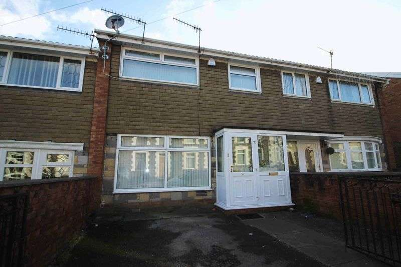 3 Bedrooms Terraced House for sale in Treharne Court, Lincoln Street, Porth CF39 9AS