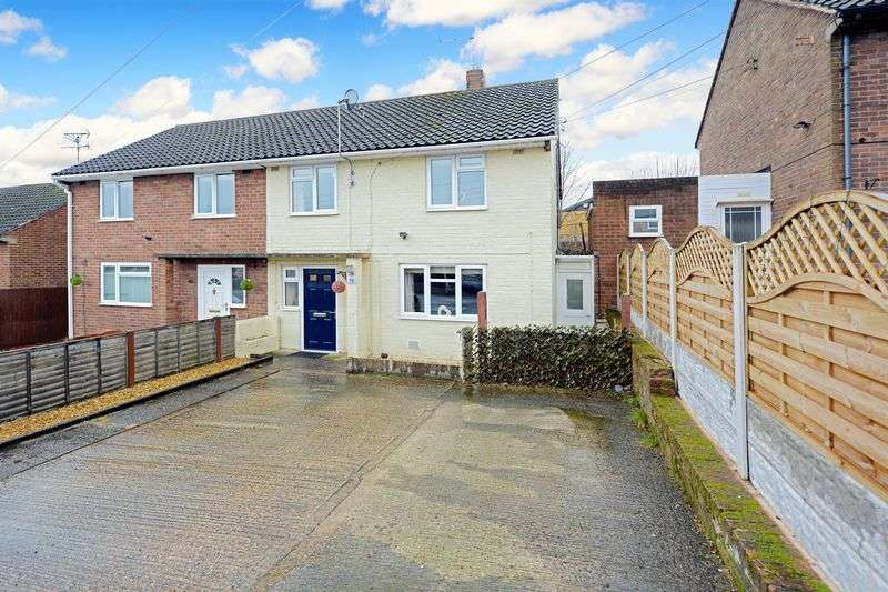 3 Bedrooms Semi Detached House for sale in Church Street, Oakengates, Telford, Shropshire.