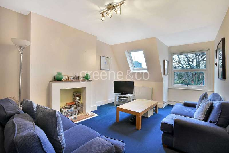2 Bedrooms Flat for sale in High Street, London, N8