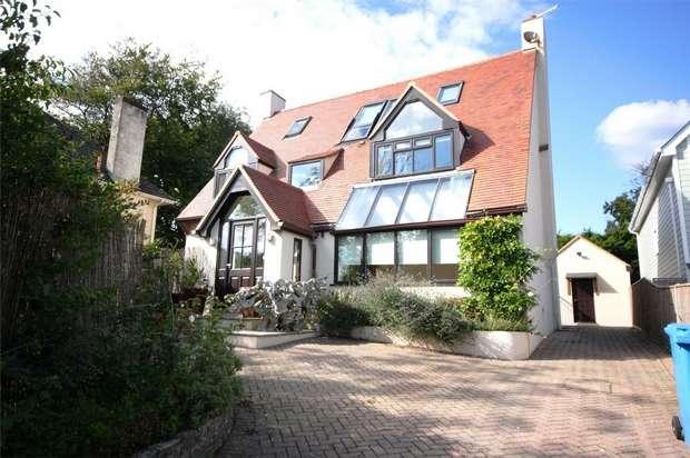 5 Bedrooms Detached House for sale in Elms Avenue, Lilliput, Poole, Dorset
