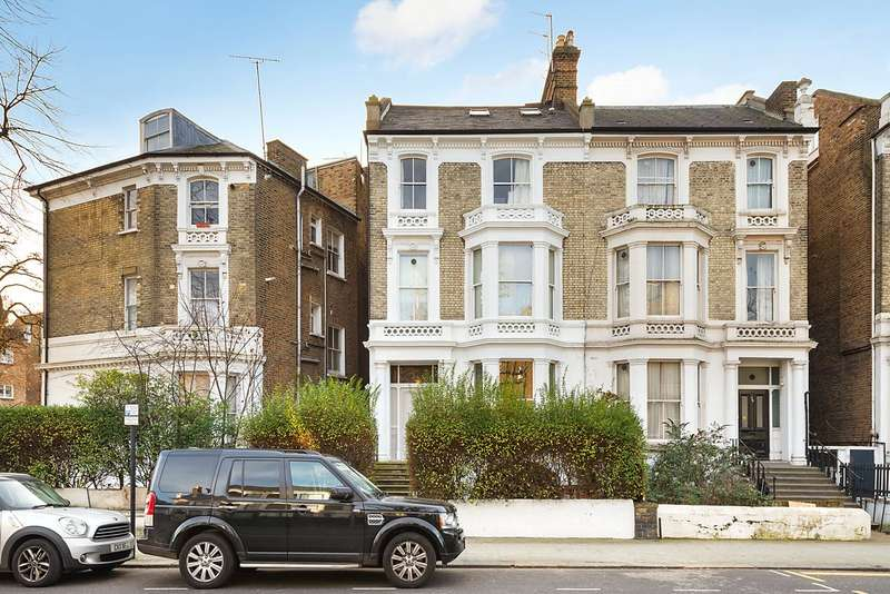 2 Bedrooms Flat for sale in St Marks Road, North Kensington, London, W10