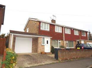 3 Bedrooms Semi Detached House for sale in Glover Road, Willesborough, Ashford, Kent