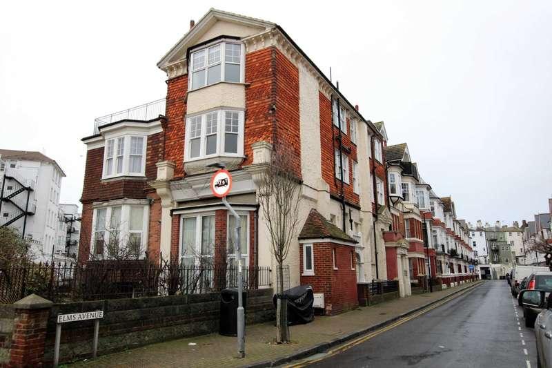 2 Bedrooms Flat for sale in Elms Avenue, Eastbourne, BN21 3DL