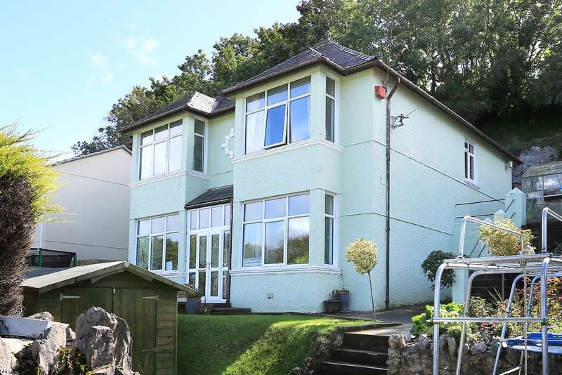 5 Bedrooms Detached House for sale in Plymstock