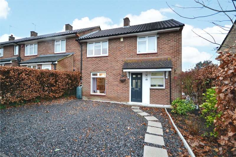 3 Bedrooms End Of Terrace House for sale in Cannon Hill, Bracknell, Berkshire, RG12