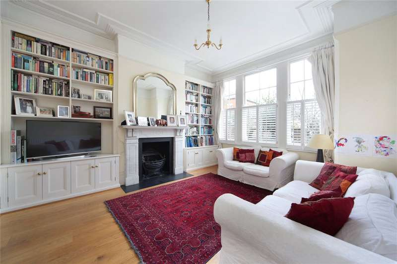 5 Bedrooms Terraced House for sale in Ravenslea Road, Balham, London, SW12