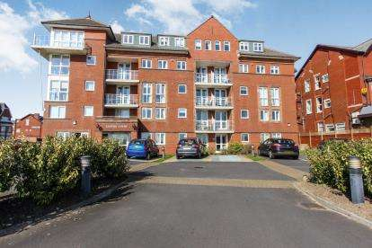 2 Bedrooms Retirement Property for sale in Lystra Court, 103-107 South Promenade, Lytham St. Annes, Lancashire, FY8