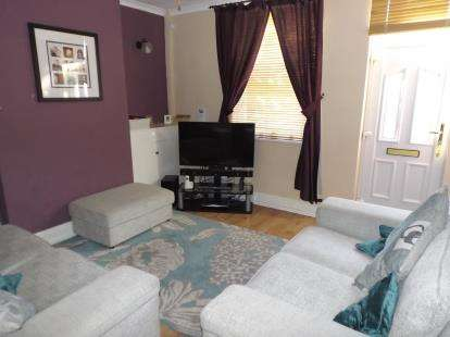 3 Bedrooms Terraced House for sale in Park Road, Mansfield Woodhouse, Mansfield, Nottinghamshire