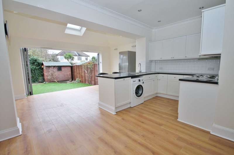 3 Bedrooms Terraced House for sale in Melrose Gardens, New Malden