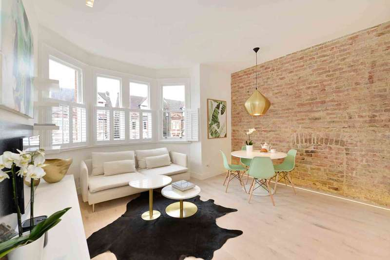 1 Bedroom Apartment Flat for sale in Denbigh Road, Ealing, London
