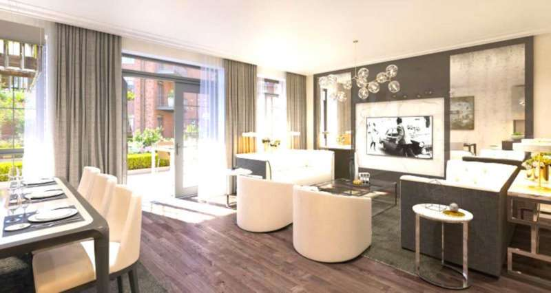 2 Bedrooms Flat for sale in Hampstead Garden Suburb Border, Middlesex