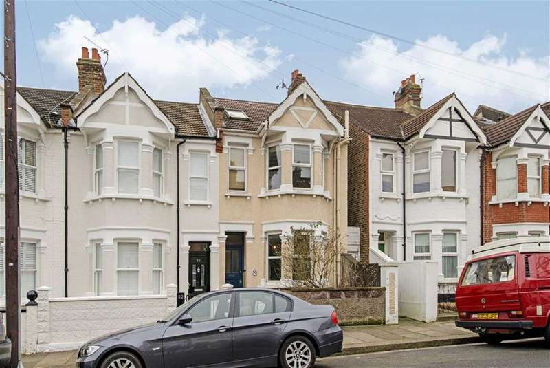 3 Bedrooms House for sale in Corsehill Street, Furzedown, London