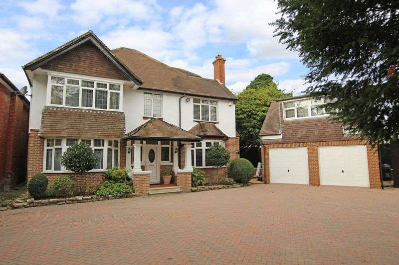 6 Bedrooms Detached House for sale in Bassett