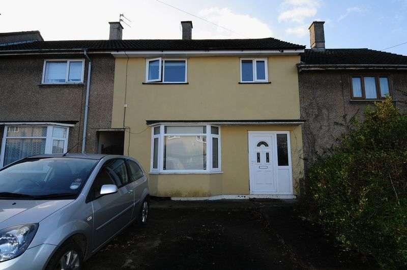3 Bedrooms Terraced House for sale in Craydon Grove, Stockwood, Bristol, BS14