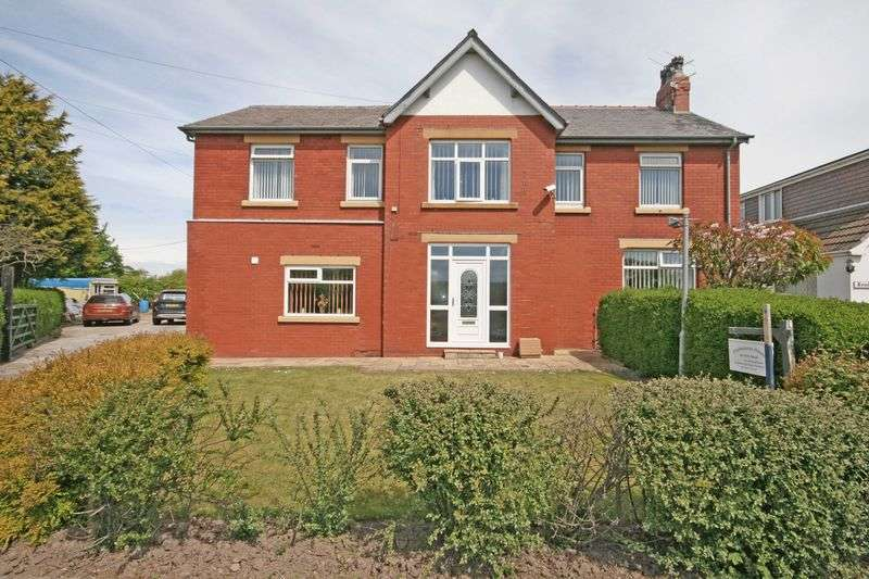 6 Bedrooms Detached House for sale in Plantanside House, Stricklands Lane, Poulton-Le-Fylde