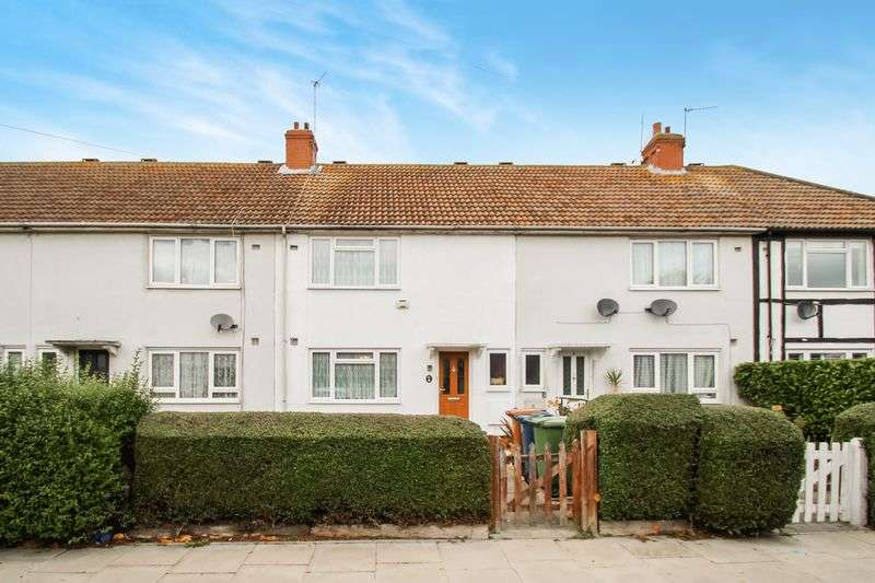 3 Bedrooms Terraced House for sale in Stiven Crescent, South Harrow
