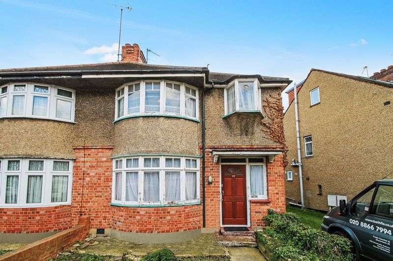 3 Bedrooms Terraced House for sale in Abercorn Crescent, Harrow