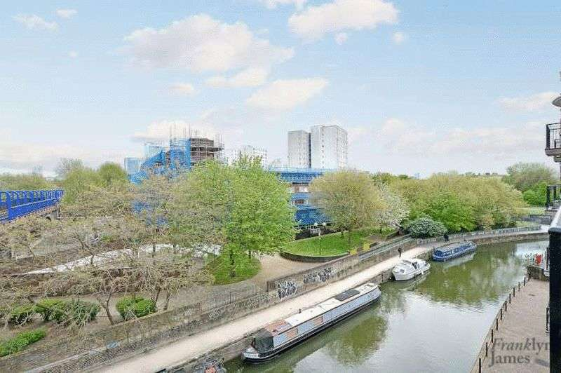 3 Bedrooms Flat for sale in Island Row, Limehouse, E14