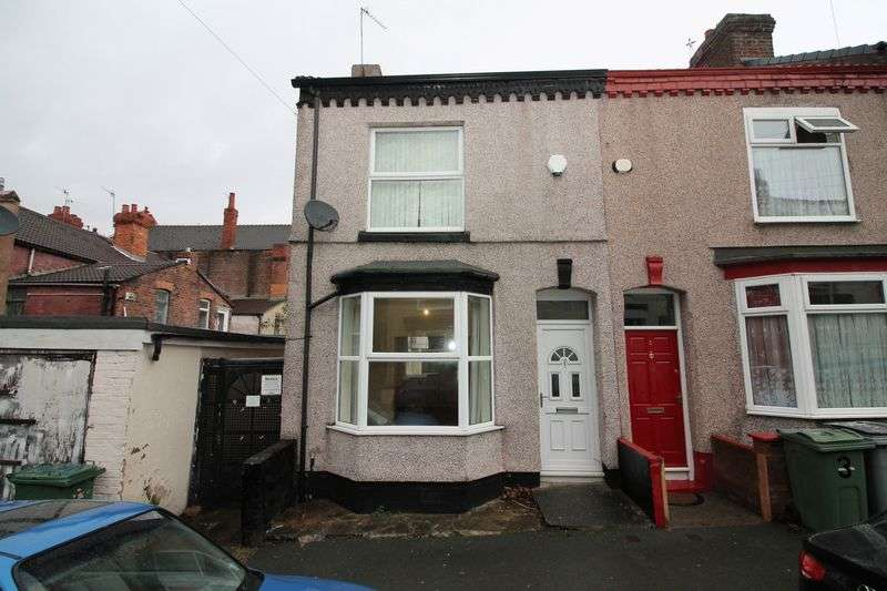 3 Bedrooms Terraced House for sale in Larch Road, Birkenhead